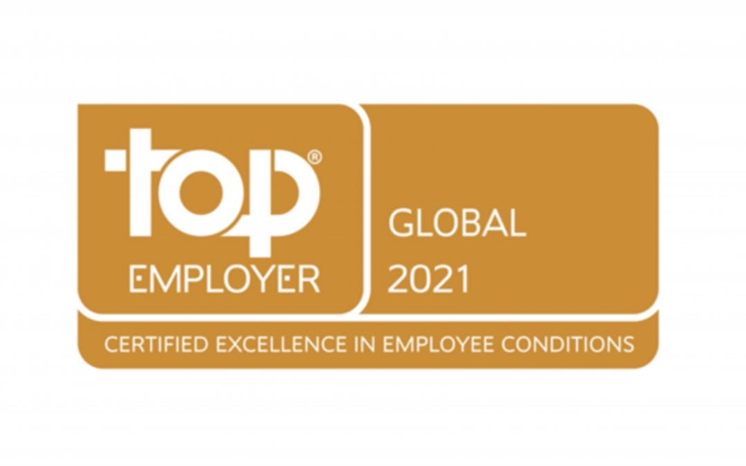 Interview avec Benoit Montet, Global Human Resources and Innovation de Top Employer Institut