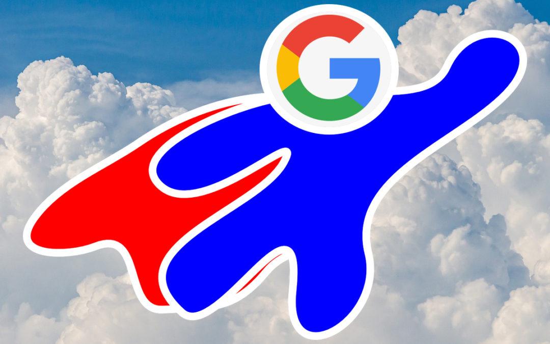 Le Graal de Google